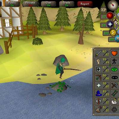 Runescape is the best location to meet people Profile Picture